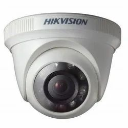 360 Hikvision 2mp Dome Camera, For Indoor Use