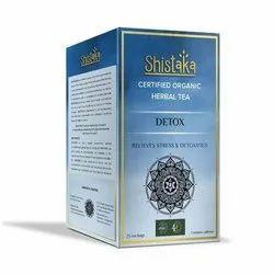Shistaka Detox Green and herbal Tea