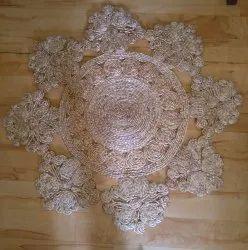 Jute Handmade Round Rugs