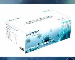 Trivitron COVIDscreen Plus ELISA Kit, ICMR Approved