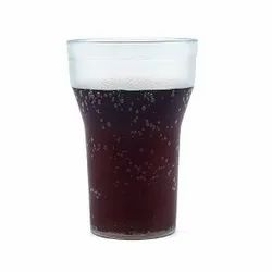 Polycarbonate Plastic Unbreakable Cola Coke Juice Drinking Glass For Home Hotel Office 250Ml