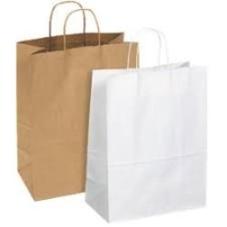 Brown Paper Laminated Bags