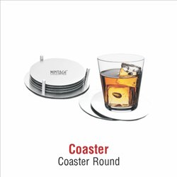 Stainless Steel round coaster
