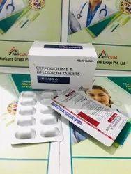 Cefpodoxime And Ofloxacin Tablets