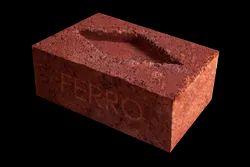 Ferro blocks Clay Red Bricks, Size: 6x4x9 And 4x3x9