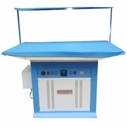 Vacuum Ironing Table With Inbuilt Boiler