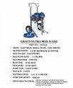 Graco Airless Machine Ultra Max II 650
