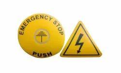 Self Adhesive Warning Sticker