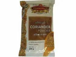 Natural Yellow 200gm Coriander Powder