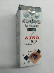 Atropine Sulphate Eye Drops