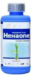 Systemic Hexaconazole 5% SC, Liquid Concentrate, Packaging Type: Bottle