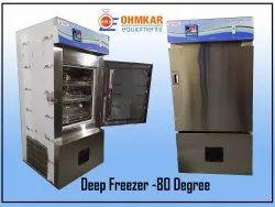 SS Pharma Deep Freezer