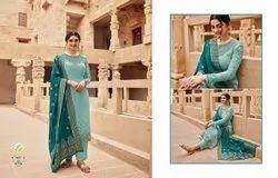 Vinay Fashion Designer Dupatta Georgette Salwar Suit