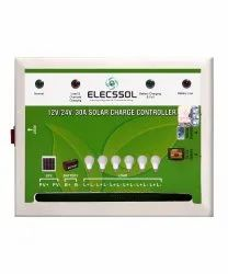 12V/30A Solar Charge Controller MPPT