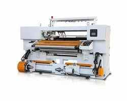 Polyester And Paper Slitting Machine