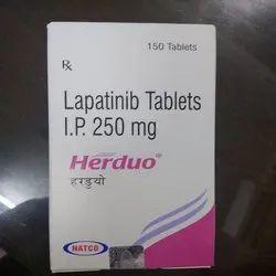 Herduo  (Lapatinib 250mg)