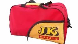 Ratan Innovations PVC Red Promotional Duffle Bag
