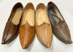 Genuine Leather Jodhpuri Jutti