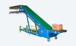 Truck Loading Unloading Conveyor