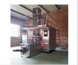 Automatic Tetra Pack Filling And Packing Machine