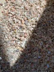 Crystal 4 MM Potash Feldspar, Grade: B Grade