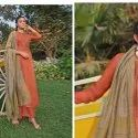 Trendy Embroidered Salwar Suit
