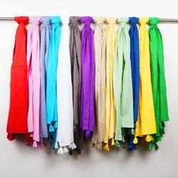 Cotton Color Women Stole