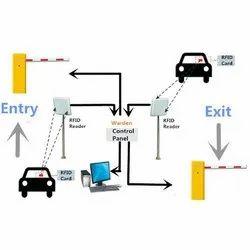 基于技术RFID的车辆访问