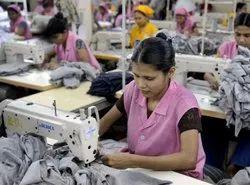 Female Tailor Labour Contractor Service