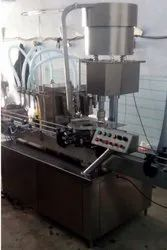 AET Syrup Filling Machine