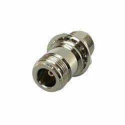 N Type Coaxial Adapter - N Female to N Female Connector