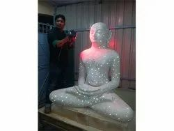 Cad File,Pdf Reports 3D Scanning For Idols/ Sculpture/ Murtis, in Pan India