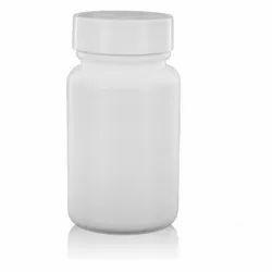 Capsule Plastic Bottle