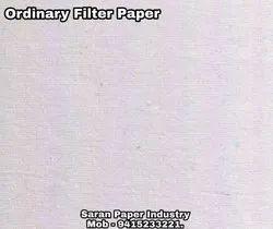 Ashless Odinary Filter Paper