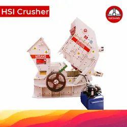 Secondary Horizontal Shaft Impact Crushers