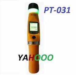 Non Contact Alcohol Breath Analyzer PT-031