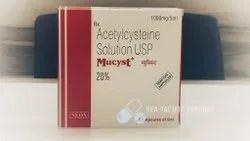 Mucyst Acetylcyteine solution
