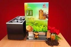 Live Tea And Coffee  Vending Machine Maker