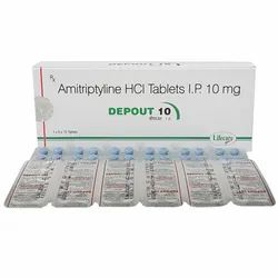 Depout 10mg Tablets
