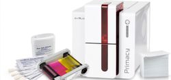 PVC Evolis Primacy Id Card Printers