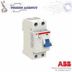ABB  F202 AC-80 - 0,3  2 Pole  RCCB