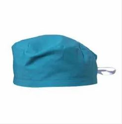 Blue Surgical Cap, For Hospital