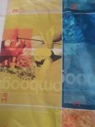 Digital printing on cushion covers
