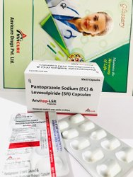 Pantoprazole Sodium EC And Levosulpiride SR Capsules