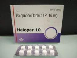 Haloperidol Tablets Ip 10mg.