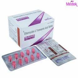 Ethamslate and Tranexamic Acid Tablets