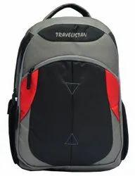 Plain Unisex Backpacks For School