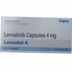Lenvatol 4mg Lenvatinib Capsules