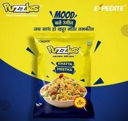 Snacks Puzzles Khatta Meetha Namkeen, Packaging Size: Rs. 5 Mrp