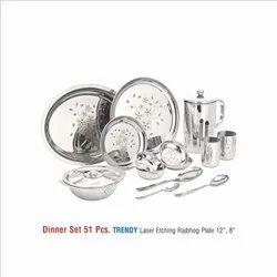 DINNER SET -TRENDY
